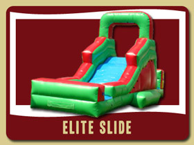 Elite Water Slide Edgewater kids inflatable rentals New Smyrna Beach