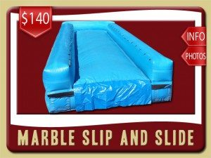 marble slip n slide 19 water slide rental deltona price blue