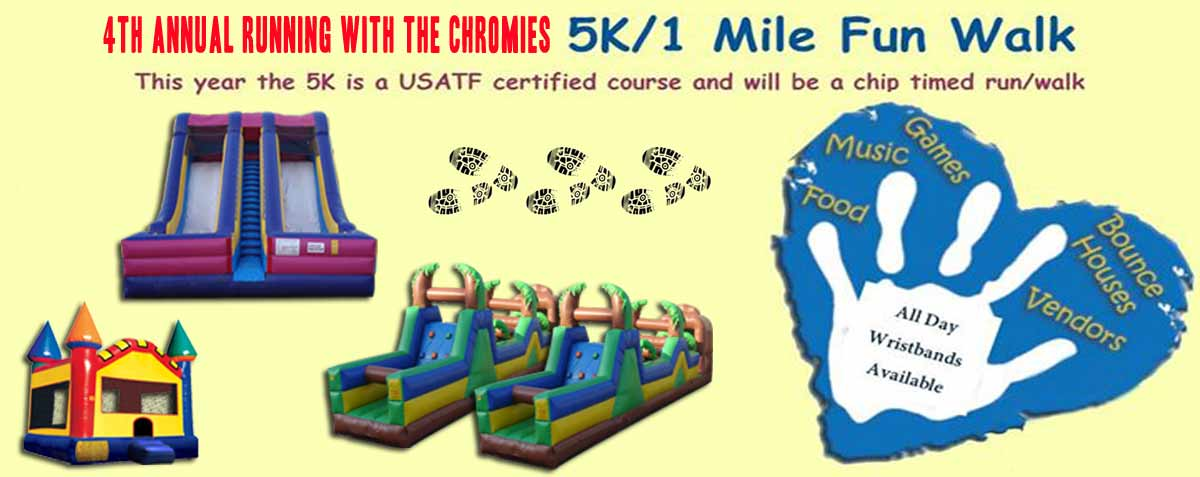 4th Annual Running With The Chromies